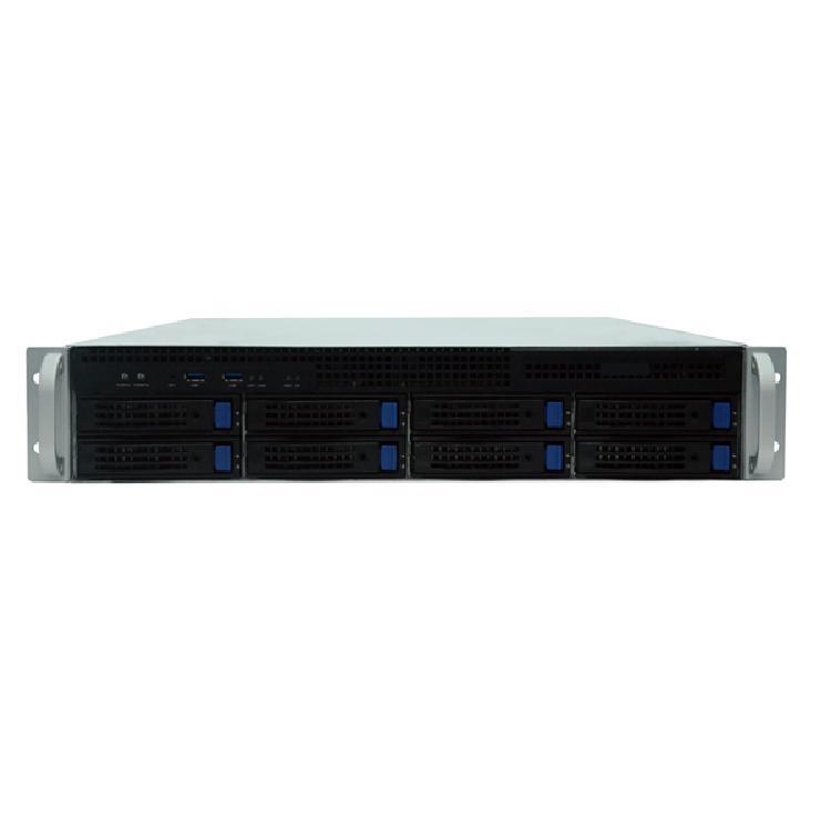 厂家直销LR4241-8G通用4U机架式服务器 存储服务器