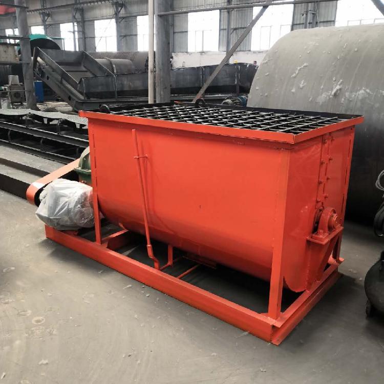 厂家 生产生态有机肥全套设备 发酵翻堆机 牛粪有机肥料造粒机