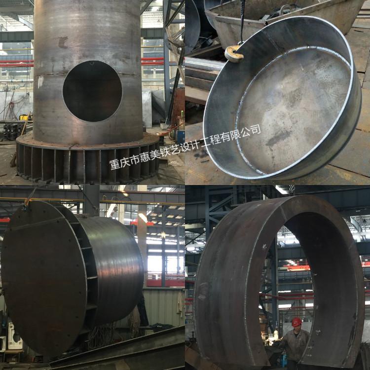 异形铆焊加工  钢材异形铆焊