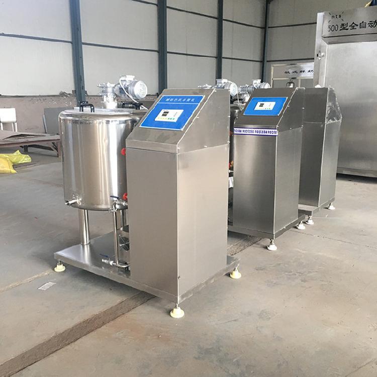牛奶生产线设备 奶吧专用杀菌机厂家