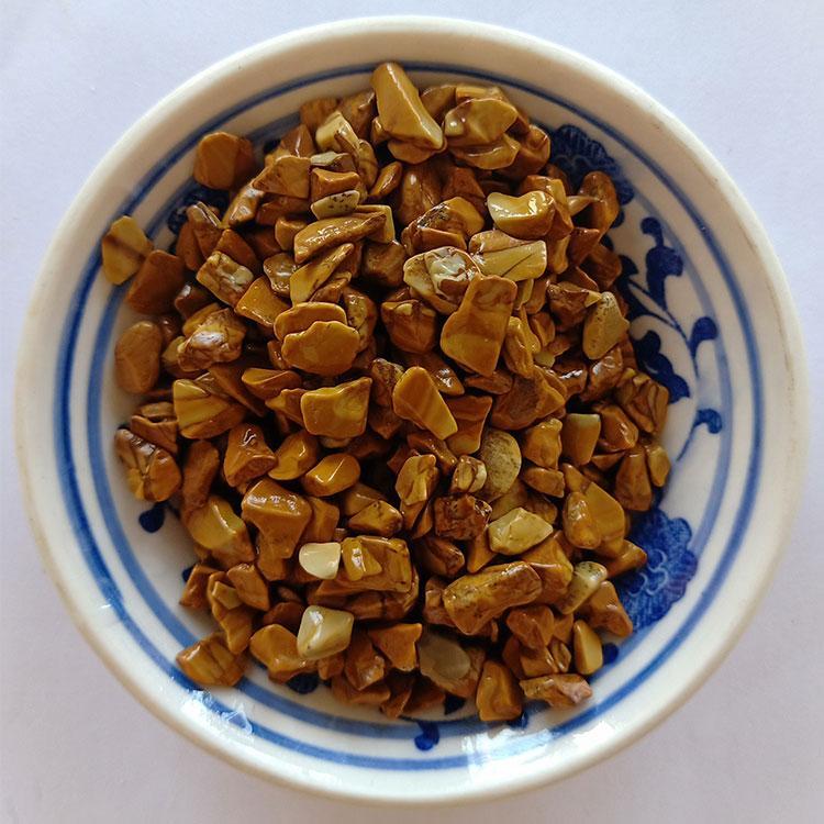 欣茂彩色洗米石 河北洗米石 厂家供应黑色洗米石 洗米石