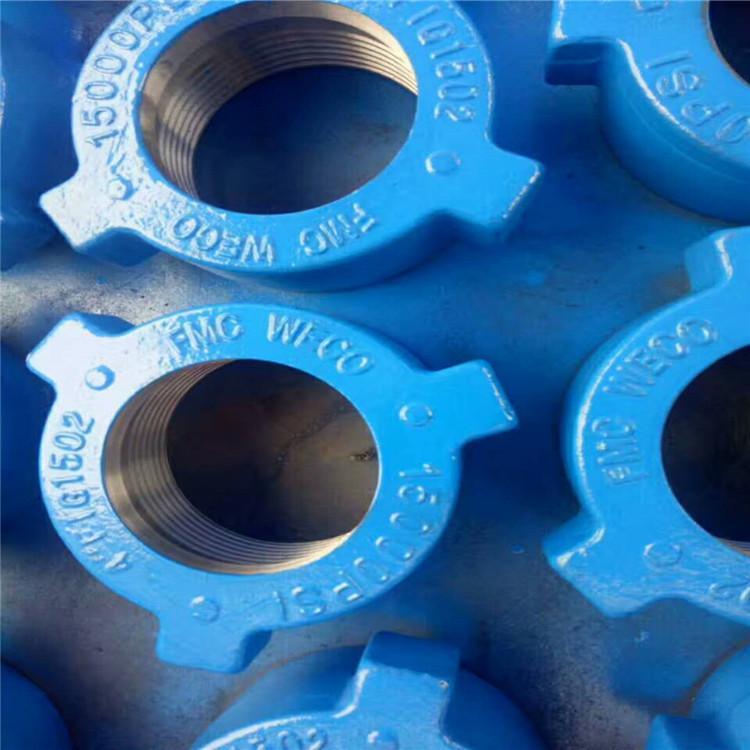 石油钻探打井用锤击由壬 锤击由壬 16Mn焊接式由壬厂家批发