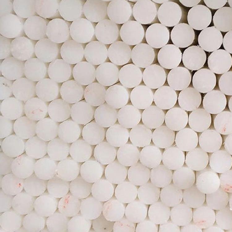 浇铸尼龙棒品质货源 奶油色尼龙棒批发价格