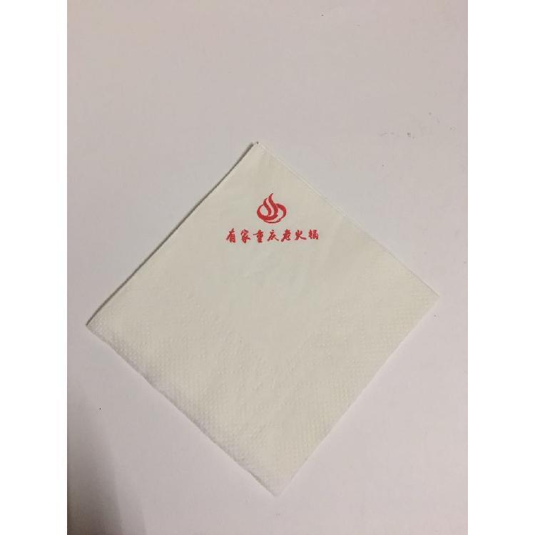 酒吧夜场连锁餐饮纸巾高端印花纸巾定制厂家