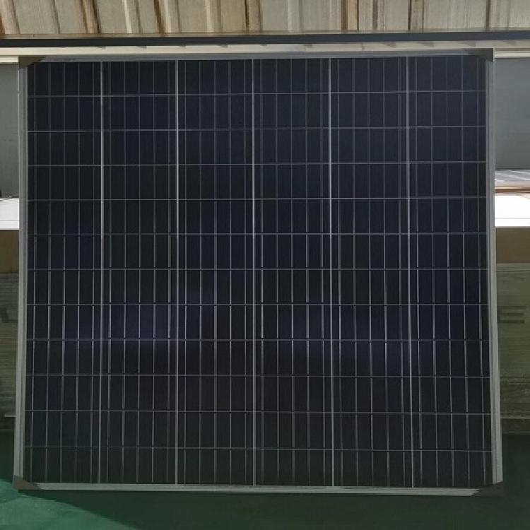 二手太陽能電池板回收 光伏電站拆卸電池板回收 怡凡鑫硅