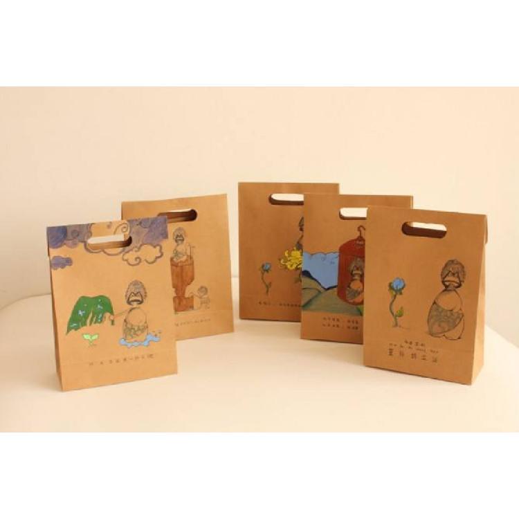 福州易企印包装 外卖包装袋定制 外卖盒定做 食品盒制作 食品袋设计
