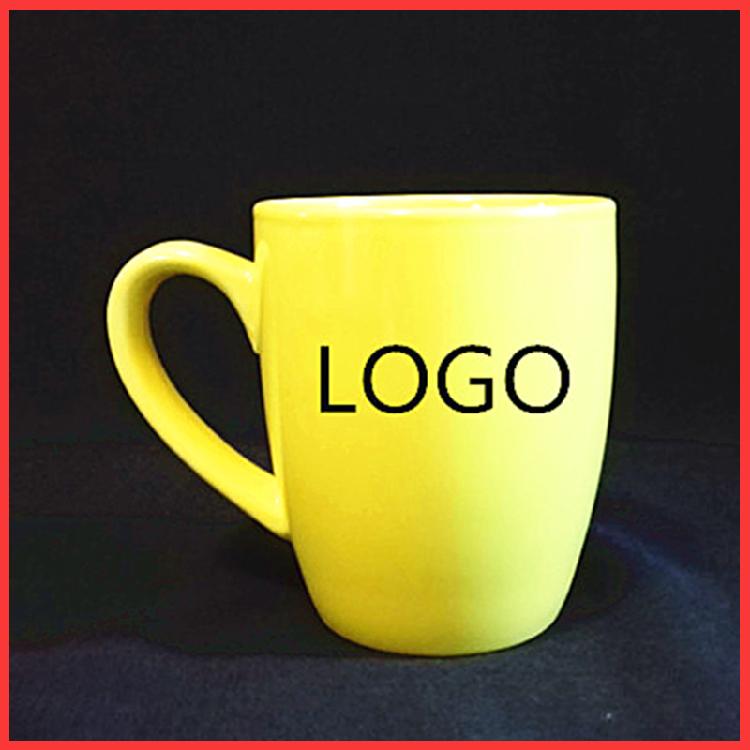 陶瓷杯马克杯 加印LOGO陶瓷杯 供应创意广告促销马克杯 定制批发