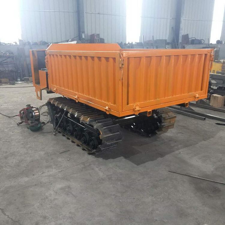 浩鸿农用履带运输车 山地运输车履带爬山虎修路工程可用
