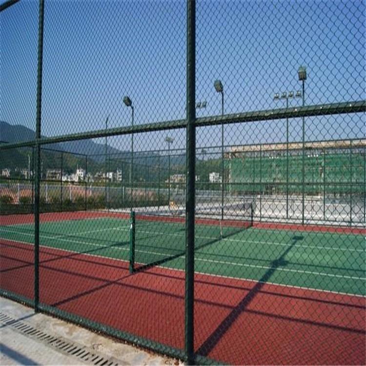 【禄志昌】球场围栏批发 定制体育场勾花围网 学校球场围栏