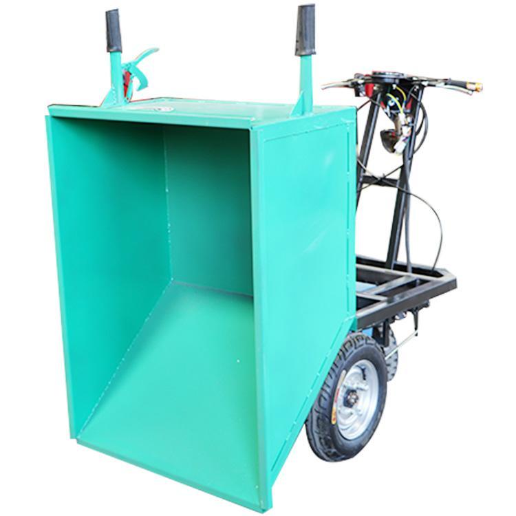 节能电动手推车 拉货电动工具车 翻斗车电动小推车