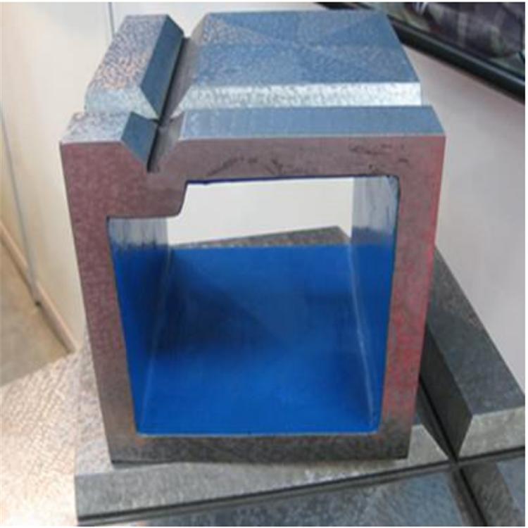 康恒量具 固定方箱 磁性方箱 划线T型槽方箱 生产厂家直接报价销售 铸铁方箱