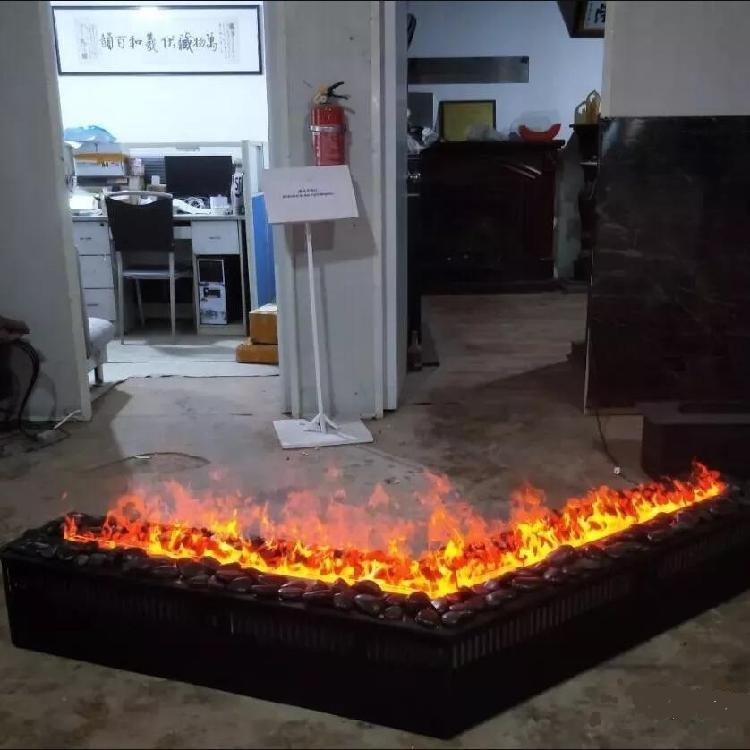 【上海欧壁火】雾化壁炉水蒸汽壁炉芯喷雾壁炉装饰柜电子壁炉仿真火焰欧式壁炉