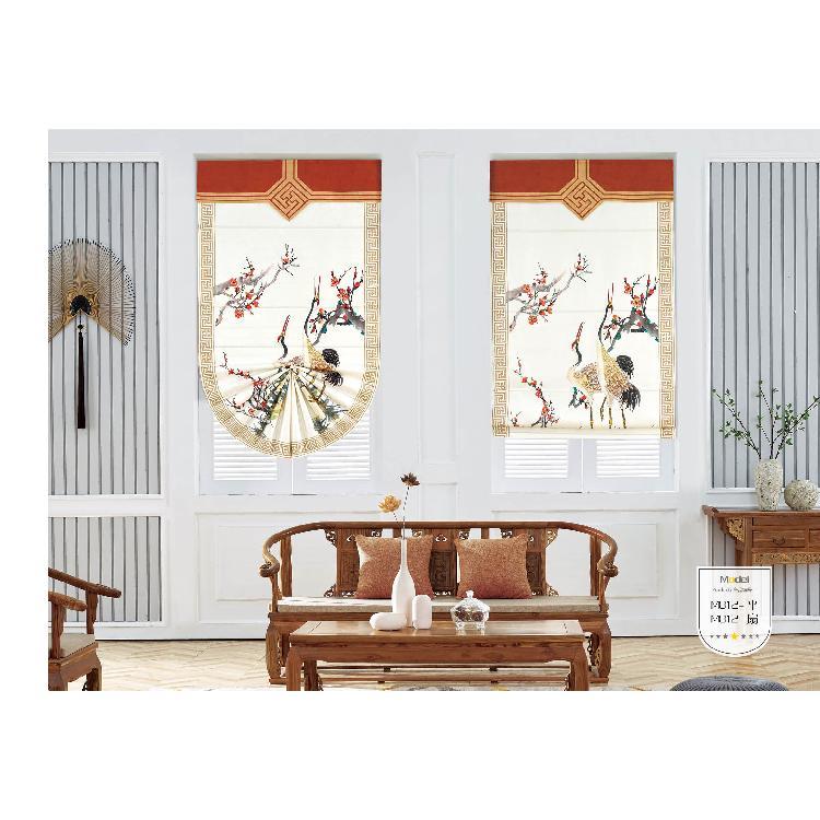 秋季居室空间改变从定制窗帘开始【雷昊纺织】