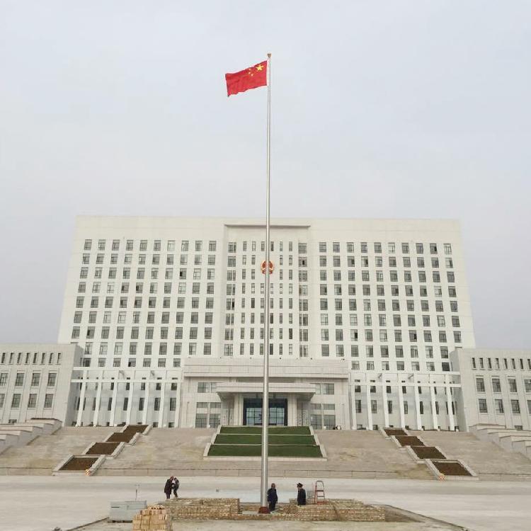 北京锥形旗杆厂家定做 户外旗杆厂家批发价格