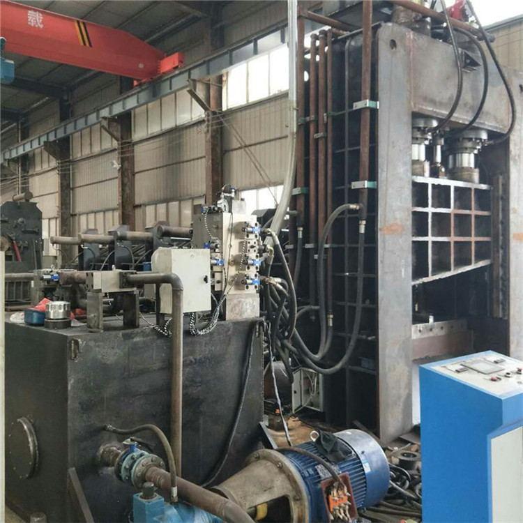 大型龙门剪切机 腾航机械重型龙门剪 200吨金属铜板剪切机