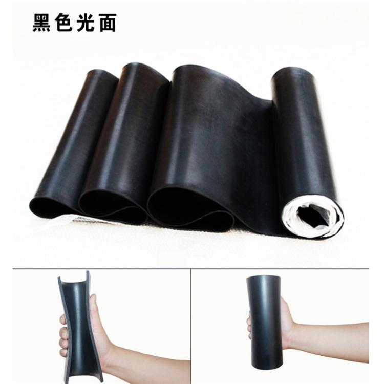 河北龙海电力 供应 电厂耐高压绝缘胶垫 110kv变电所配电室绝缘橡胶垫 生产厂家