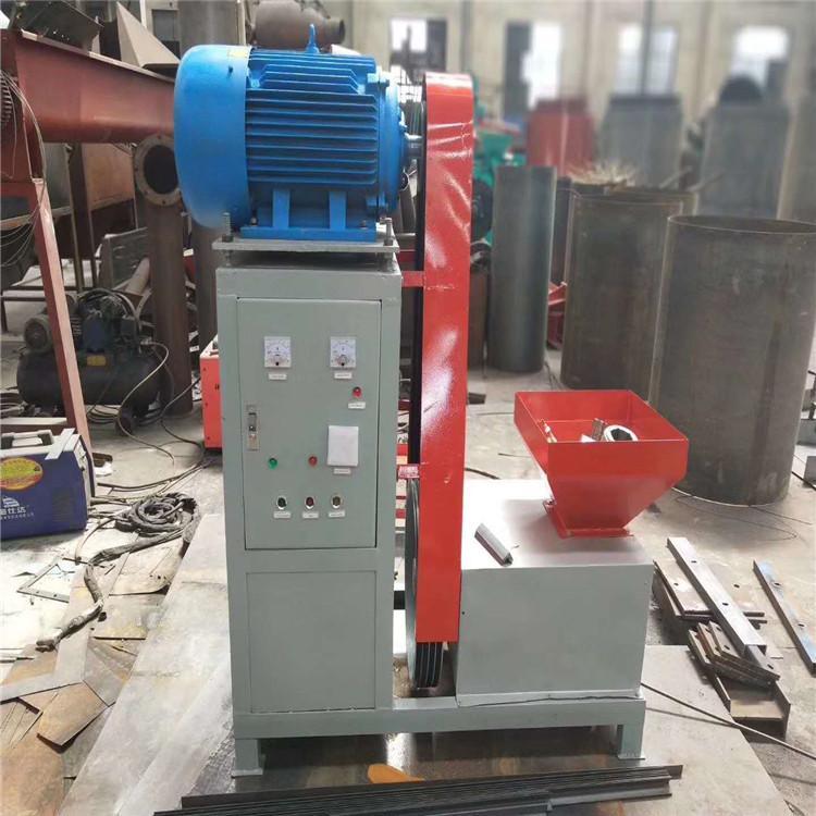 环保新能源设备锯末机制木炭机 废旧树枝木屑制炭机