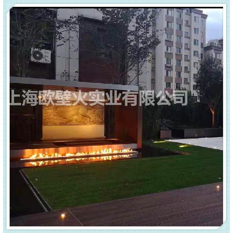 【上海欧壁火】燃气壁炉厂家直销  燃气壁炉专业定制