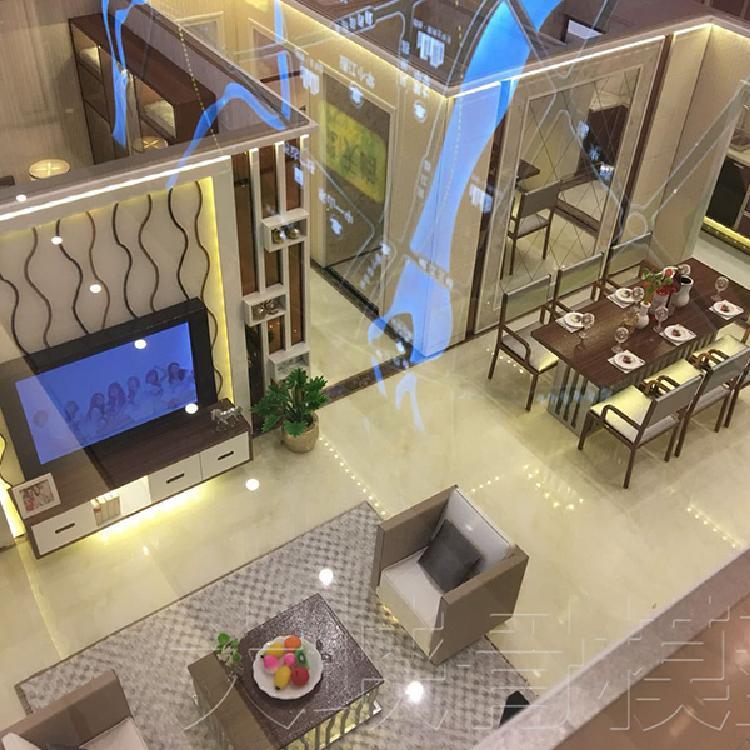 成都小区户型模型 定做房屋户型模型 建筑模型公司 售楼部沙盘造型