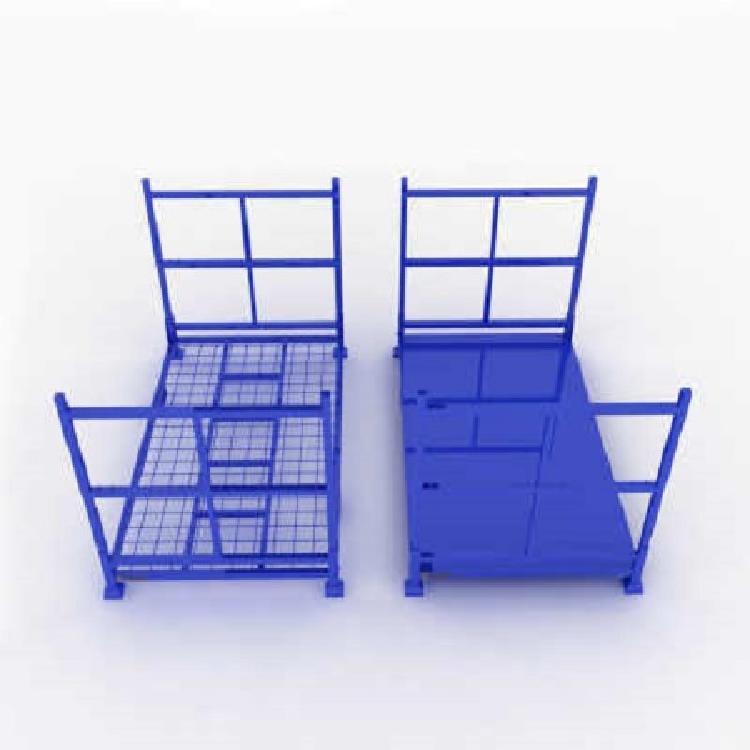 南京森沃  厂家供应仓储重型堆垛架 货物存放架 马鞍山折叠巧固架 可非标定做