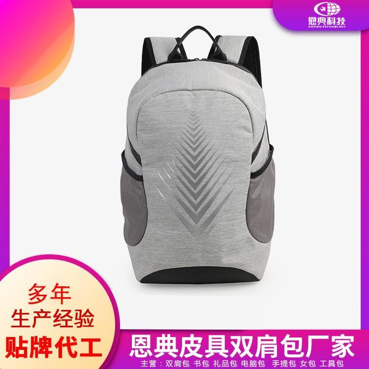 厂家直销PVC女包 多功能旅行包 定制休闲透气防水双肩包