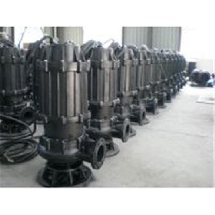 WQ潜水排污泵型号大全 潜污泵厂家直发大量现货 污水泵
