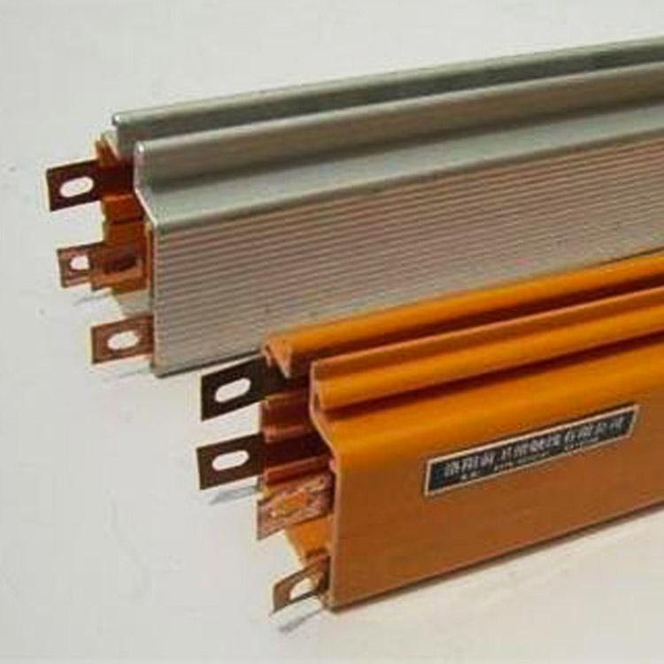 厂家供应    单极滑触线  安全滑触线   价格低   质量放心