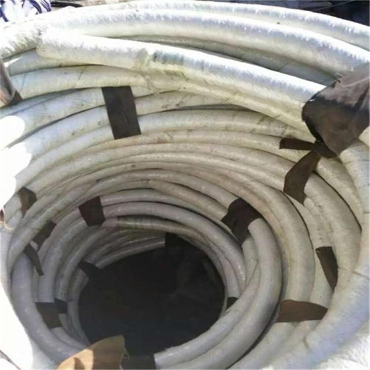 河北厂家专销阻燃耐火石棉胶管 dn25外铠石棉胶管  品种齐全
