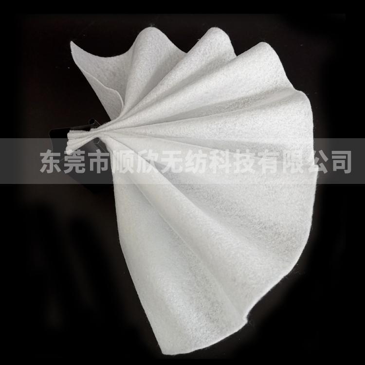 东莞顺欣  供应优质涤纶针扎棉  服装填充用针刺棉