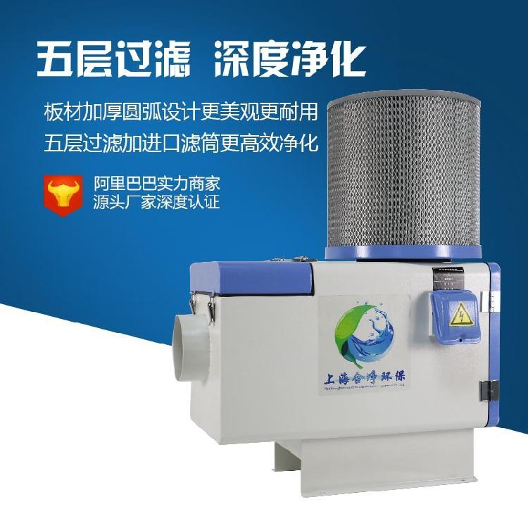 上海合净  加工中心油雾净化器客户认可的商家 CNC机床油雾净化器  生产直销 批量现货 优质厂家