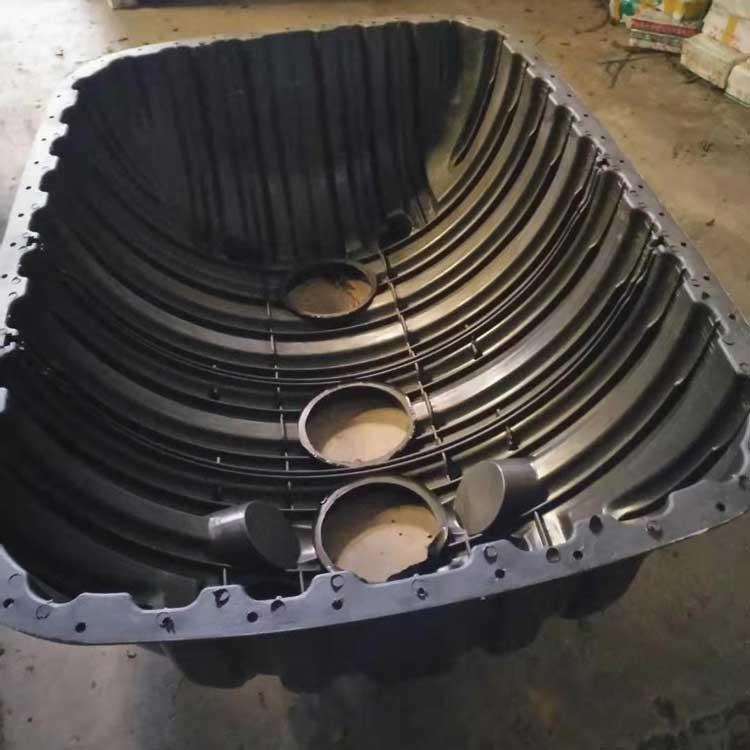 塑料三格式化粪池 1.5立方塑料化粪池 新疆厂家直销