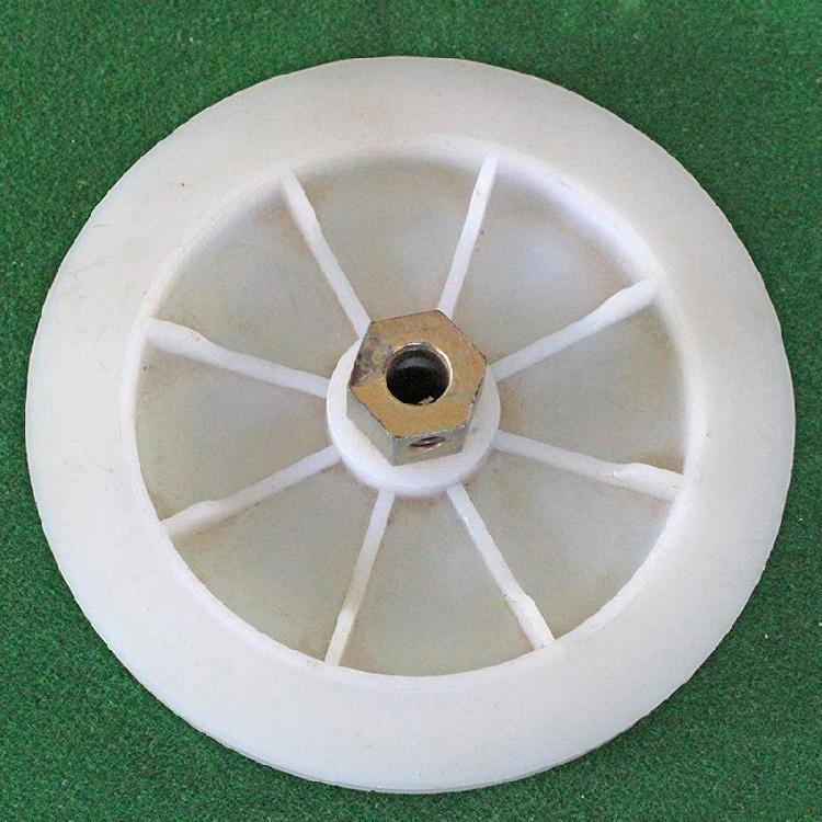 批发定做尼龙齿轮 12号尼龙浇铸异型件 塑料轮 聚乙烯异形件欢迎来样加工
