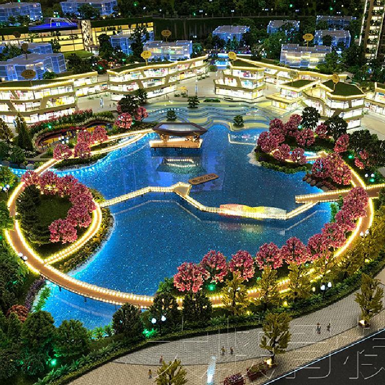 房地产沙盘模型 -地产售楼模型 建筑沙盘制作价格 城市区位模型