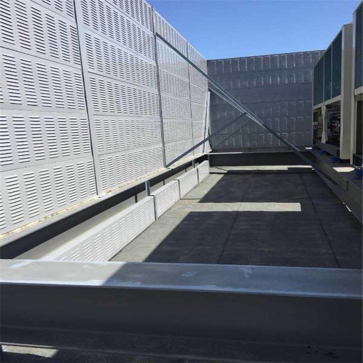 盛迈亿  空调机组声屏障 降噪声屏障 高架桥声屏障    实体厂家 全国安装团队