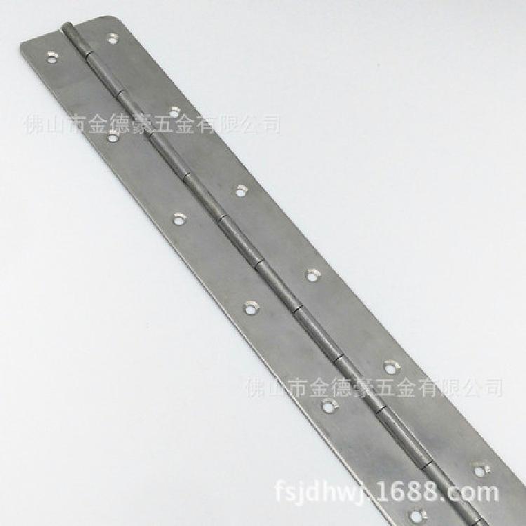 不锈钢304欧洲叉车厢门铰-长排重型铰链-重型长铰链-长工业铰链-金德豪五金