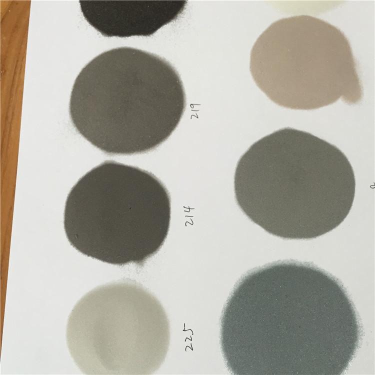 竹中琉砂瓷玻璃微珠厂家生产直销透明无杂质多种颜色瓷砖美缝剂