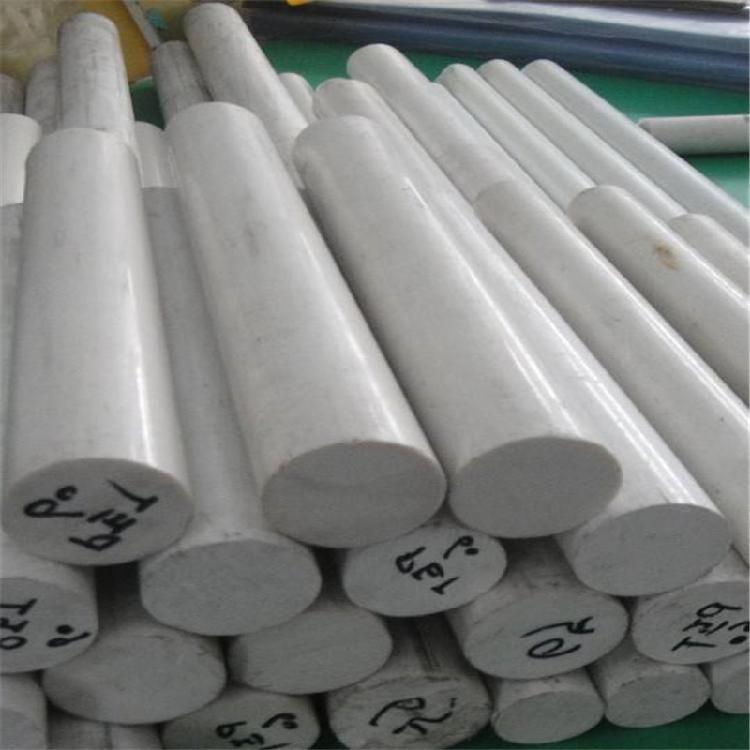 深圳厂家供应白色耐高温PET棒板 黑色防静电pet板 透明pet板 聚酯棒 高硬度耐磨PET棒板批发