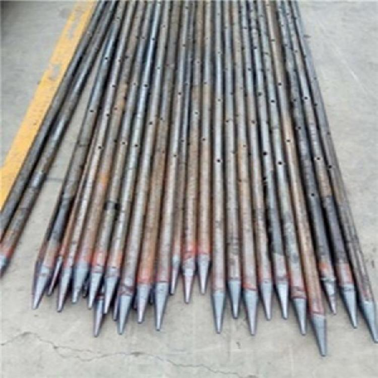 沧州硕誉钢管厂家直销 小导管 超前小导管