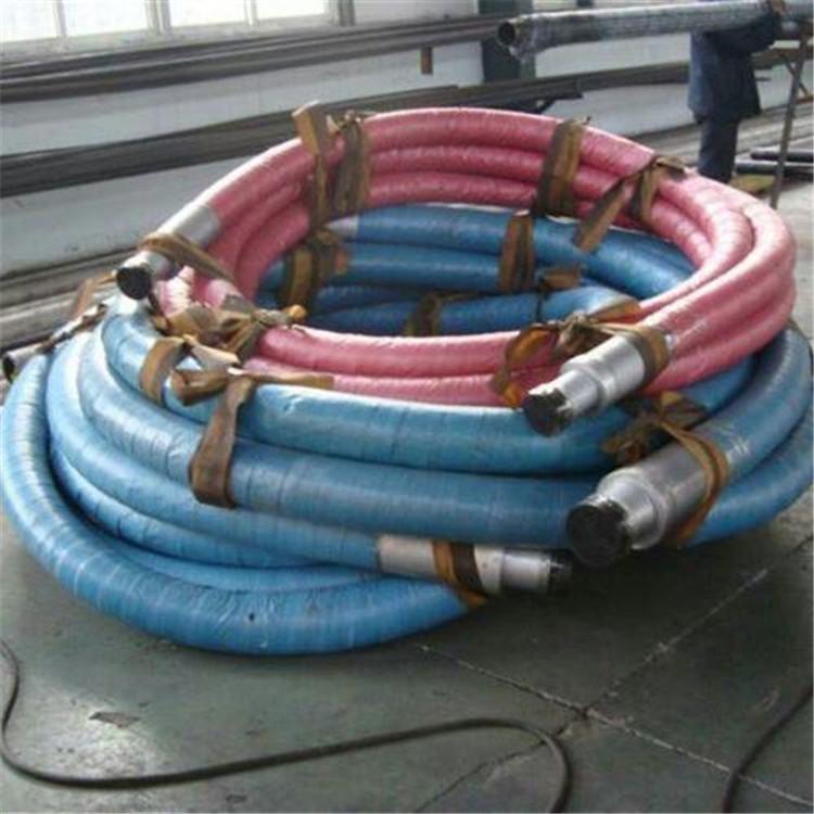 大量出售高压钢丝油管 海洋输油胶管 液压油管 厂家来图定制