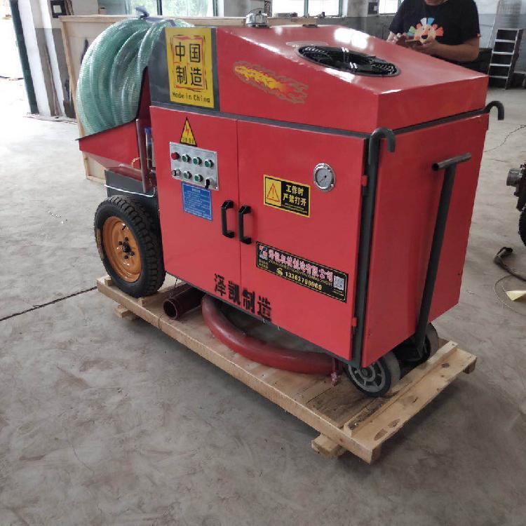 厂家销售大型小型小型砂浆细石输送泵