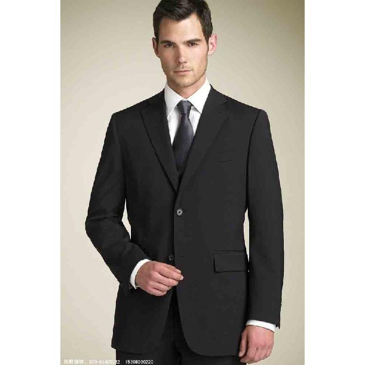 量身订制西装西服制服职业装时尚合体