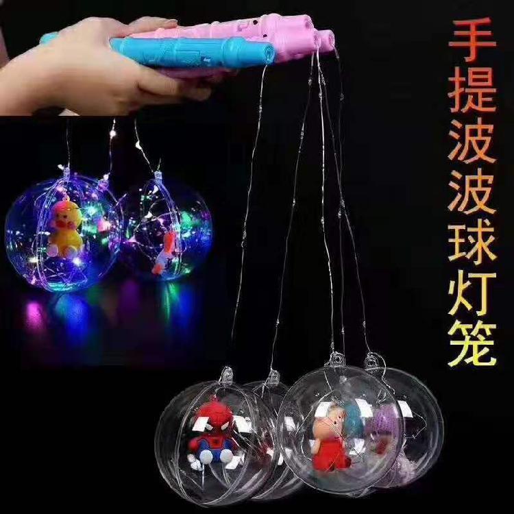 创意新款站姿蝴蝶结动物发光玩具公仔玩偶定制