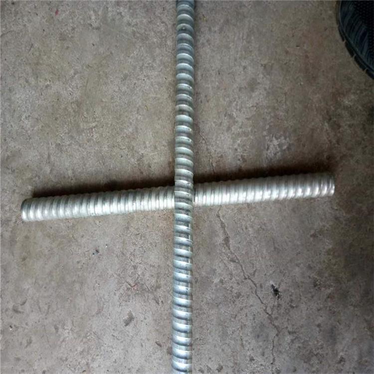 山西厂家直销螺纹钢锚杆 煤矿专用螺纹钢锚杆批发