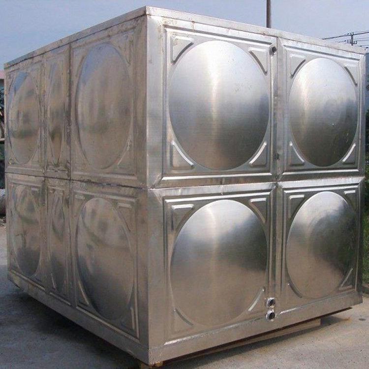 正科 不锈钢水箱 组合式焊接不锈钢水箱厂家直销 外形整洁