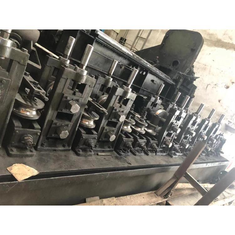 焊管机组-高频焊管机-高频制管机-金宇杰机电