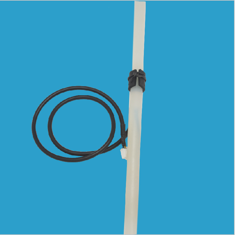 非接触液位传感器 外贴式感应液体 电容式XKC-Y26管道式液位检测