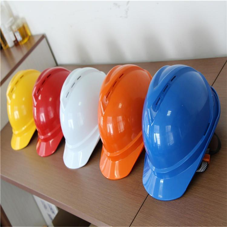 河北龙海电力 防冲击盔式安全帽  厂家生产  防砸玻璃钢安全帽