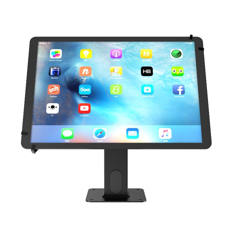昆山泰如平板展示支架 9.7-12.9寸伸缩通用平板展示显示器支架 可定制批量现货非零售