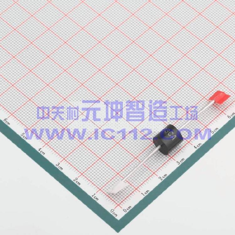 供应电子元器件标准二极管(IC)6A6-T全新原装