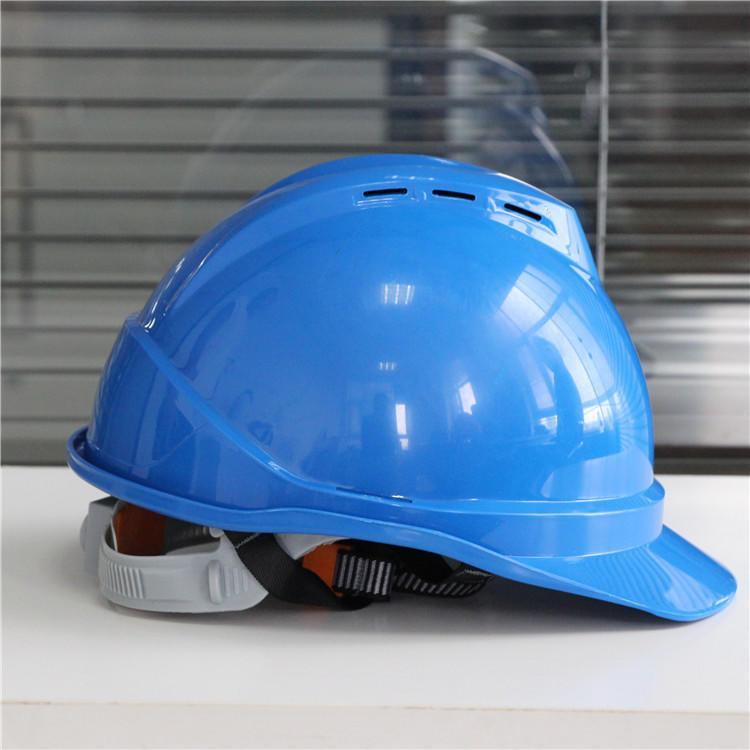 河北龍海電力 防沖擊盔式安全帽 廠家生產 防砸玻璃鋼安全帽